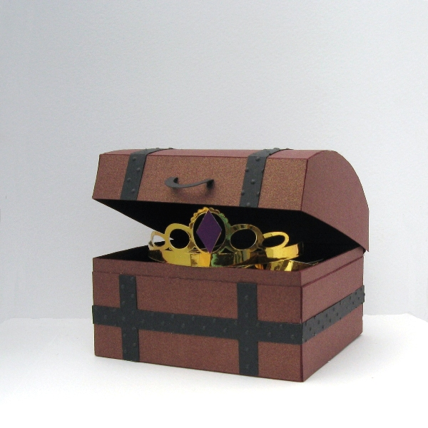 picture relating to Printable Treasure Chests identify Treasure Upper body Template